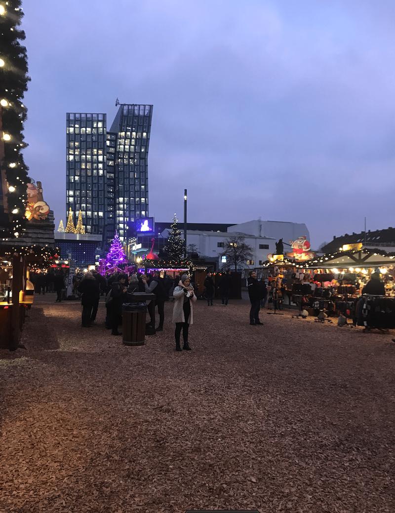 Weihnachtsmarkt auf St. Pauli