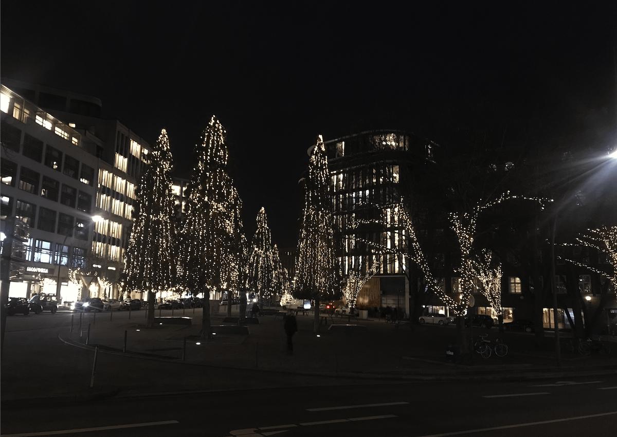 Advent in Hamburg mit dem Wohnmobil