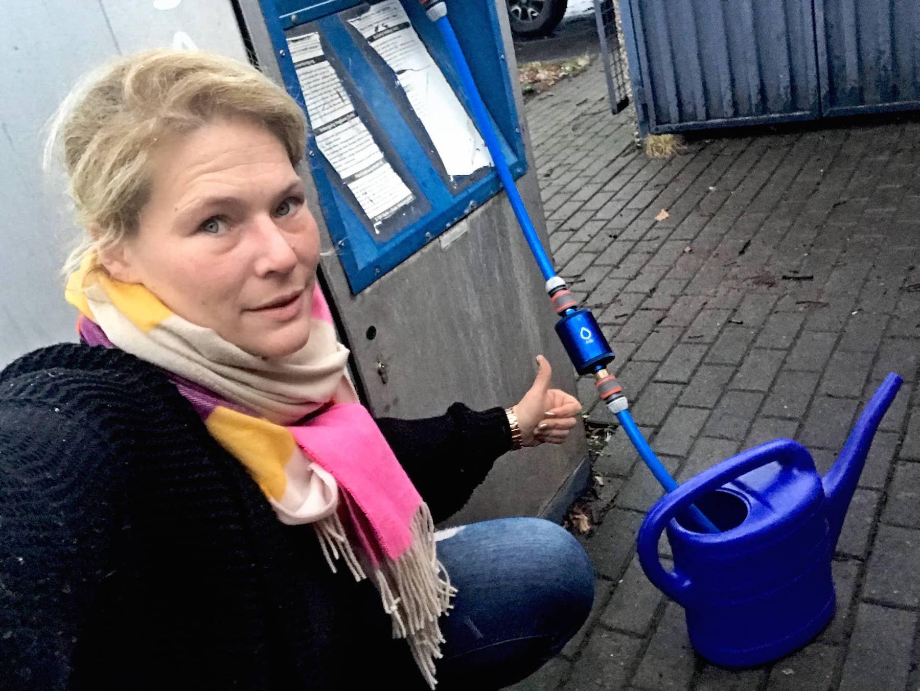 Sauberes Wasser im Wohnmobil und Wohnwagen