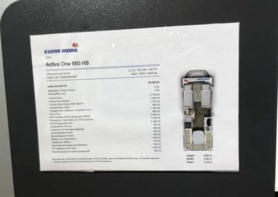 Eura One 650 HS