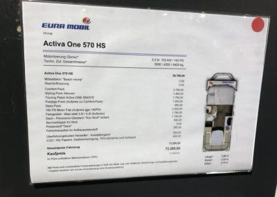Eura Aktiv One 570 HS