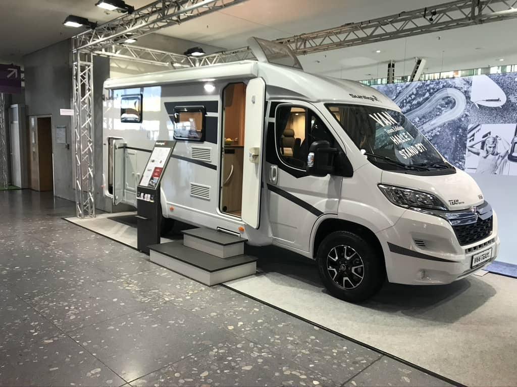 Sunlight Van und Wohnmobil