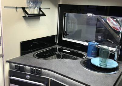 Küchenblock Challenger 270