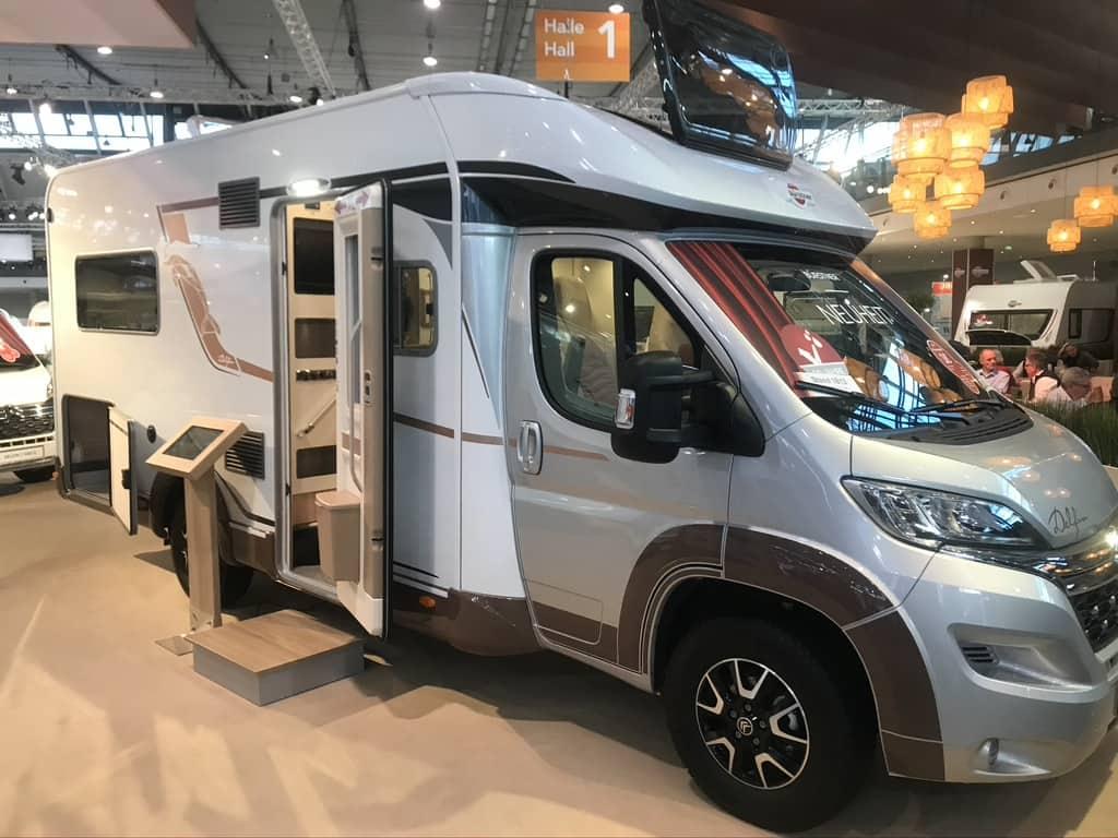 Kurze Wohnmobile 2020 2021