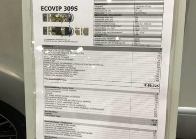 Laika Ecovip 309 S