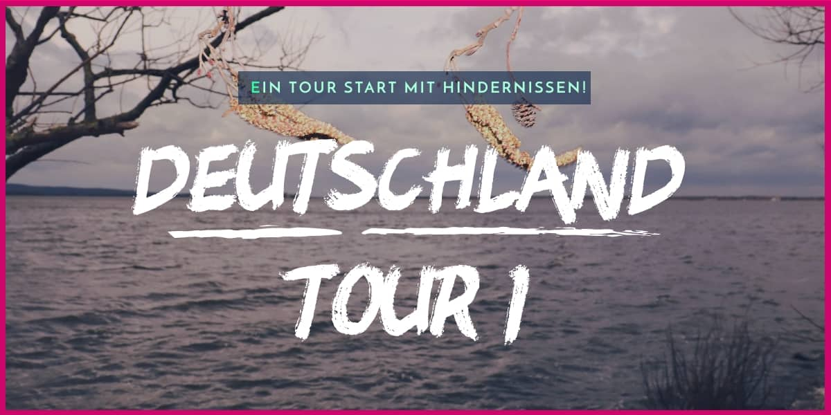 Tour Start Deutschland