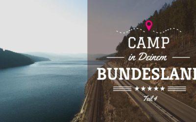 Camping Ausflüge in Deutschland – 48 Ziele