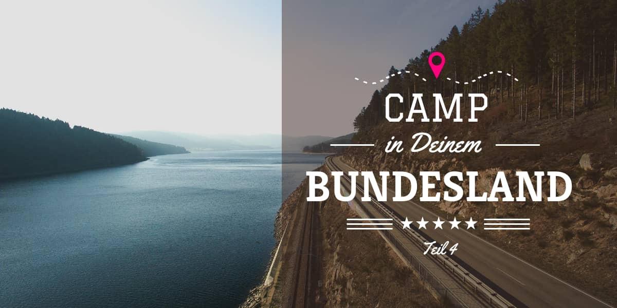 Camping Ausflüge in Deutschland