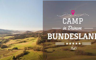 48 Camper Ausflugsziele im eigenen Bundesland  – Teil 1
