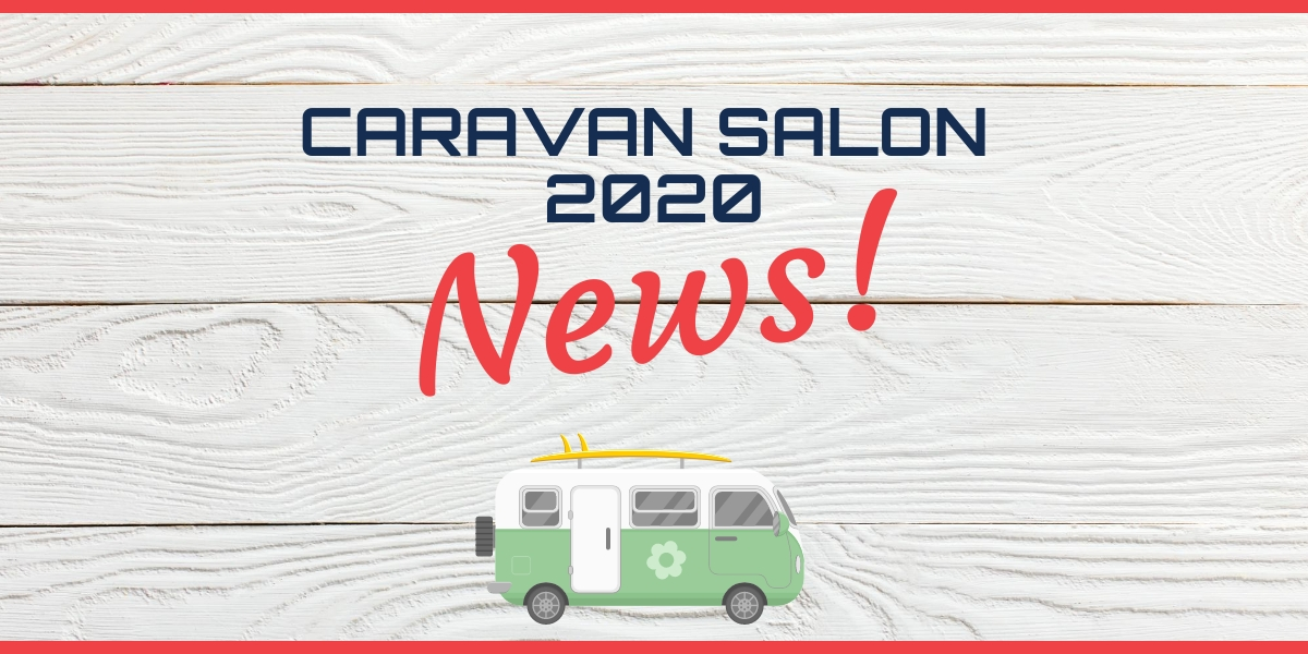Caravan Salon 2020 News