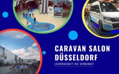 Caravan Salon 2021 in Düsseldorf