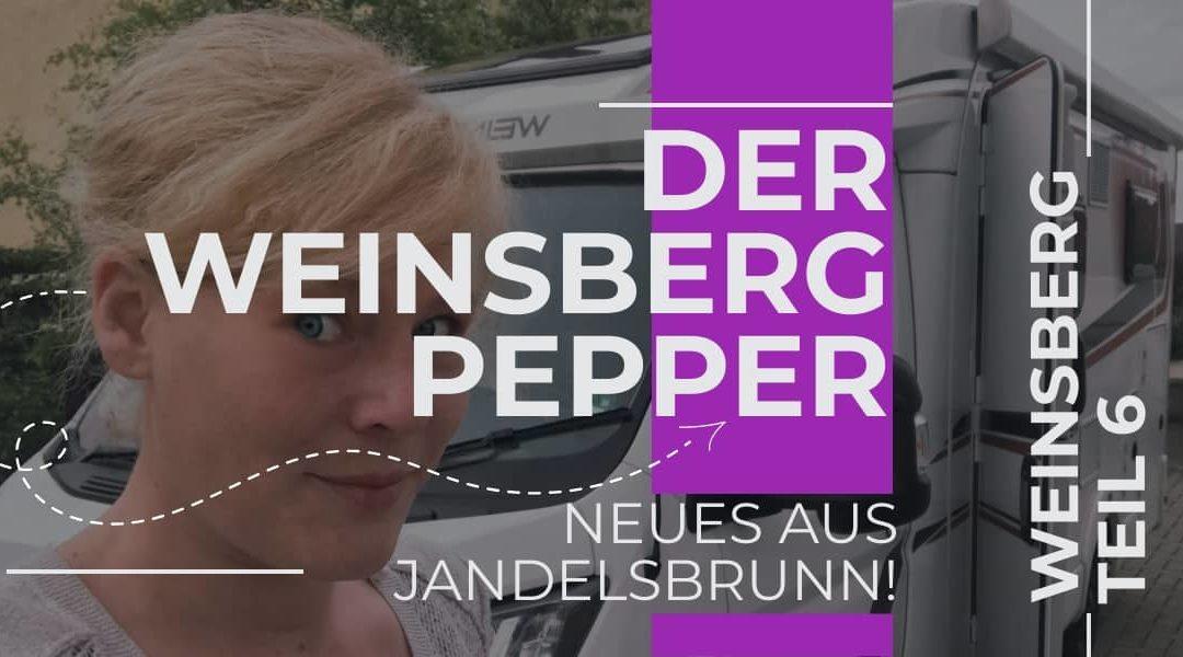 Weinsberg Pepper Reisemobil