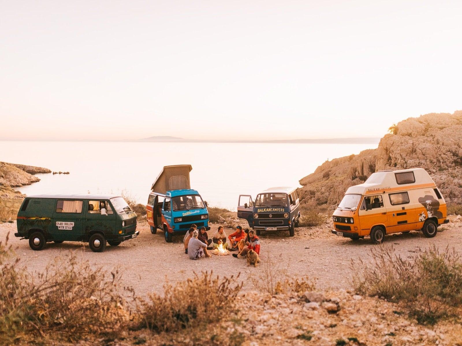Urlaub mit dem Wohnmobil 2020 2021