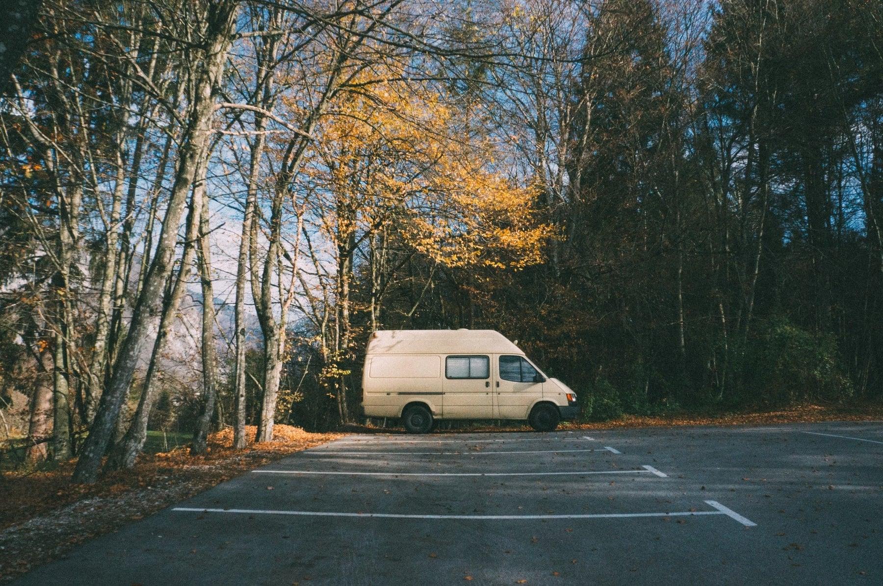 Wild campen Wohnmobil urlaub richtig