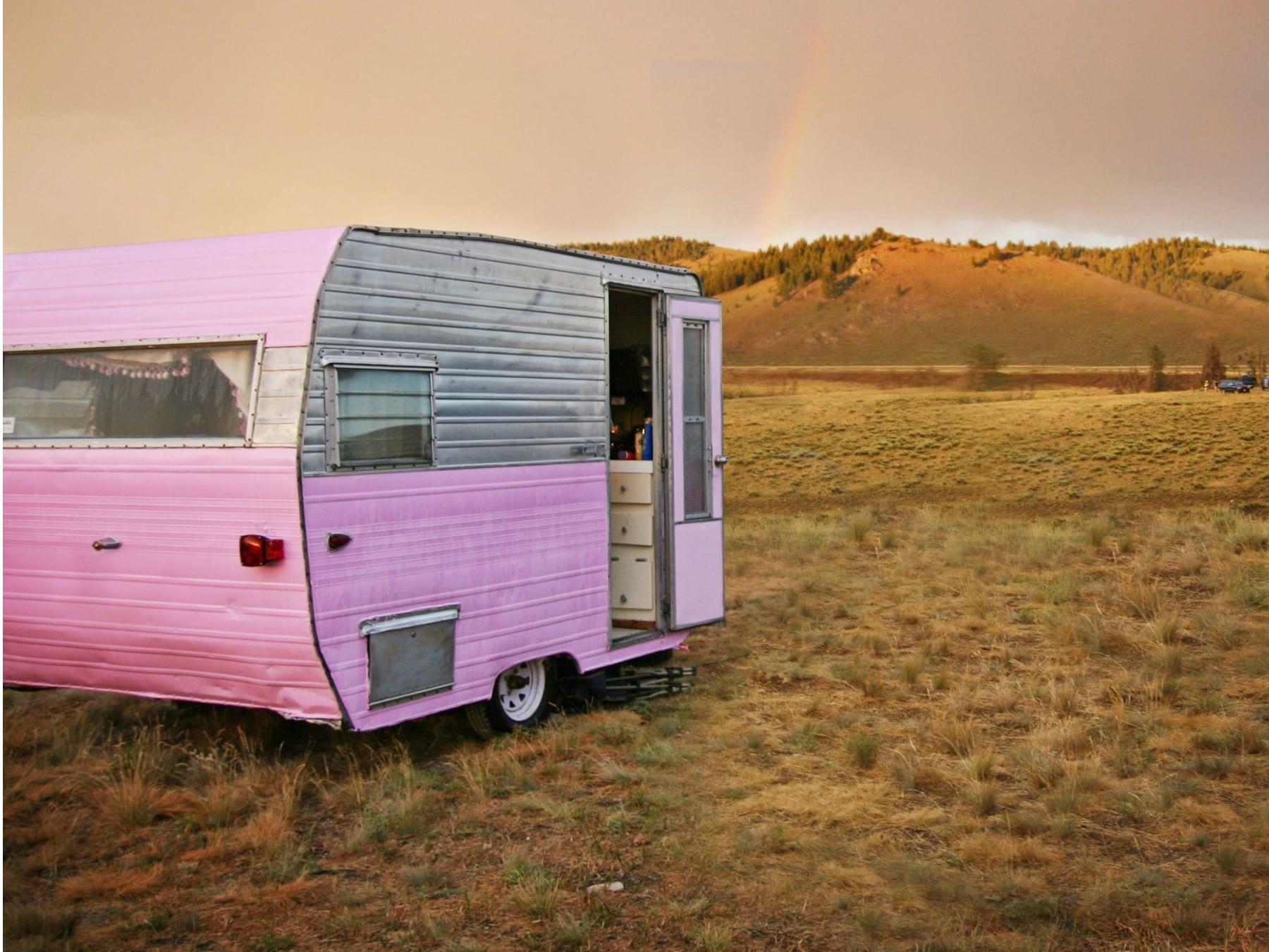Stellplatz Verbot für Wohnwagen, warum?!