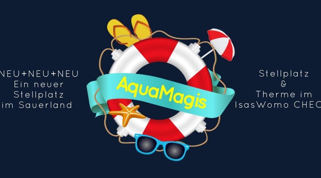 AquaMagis Stellplatz und Schwimmbad im Test