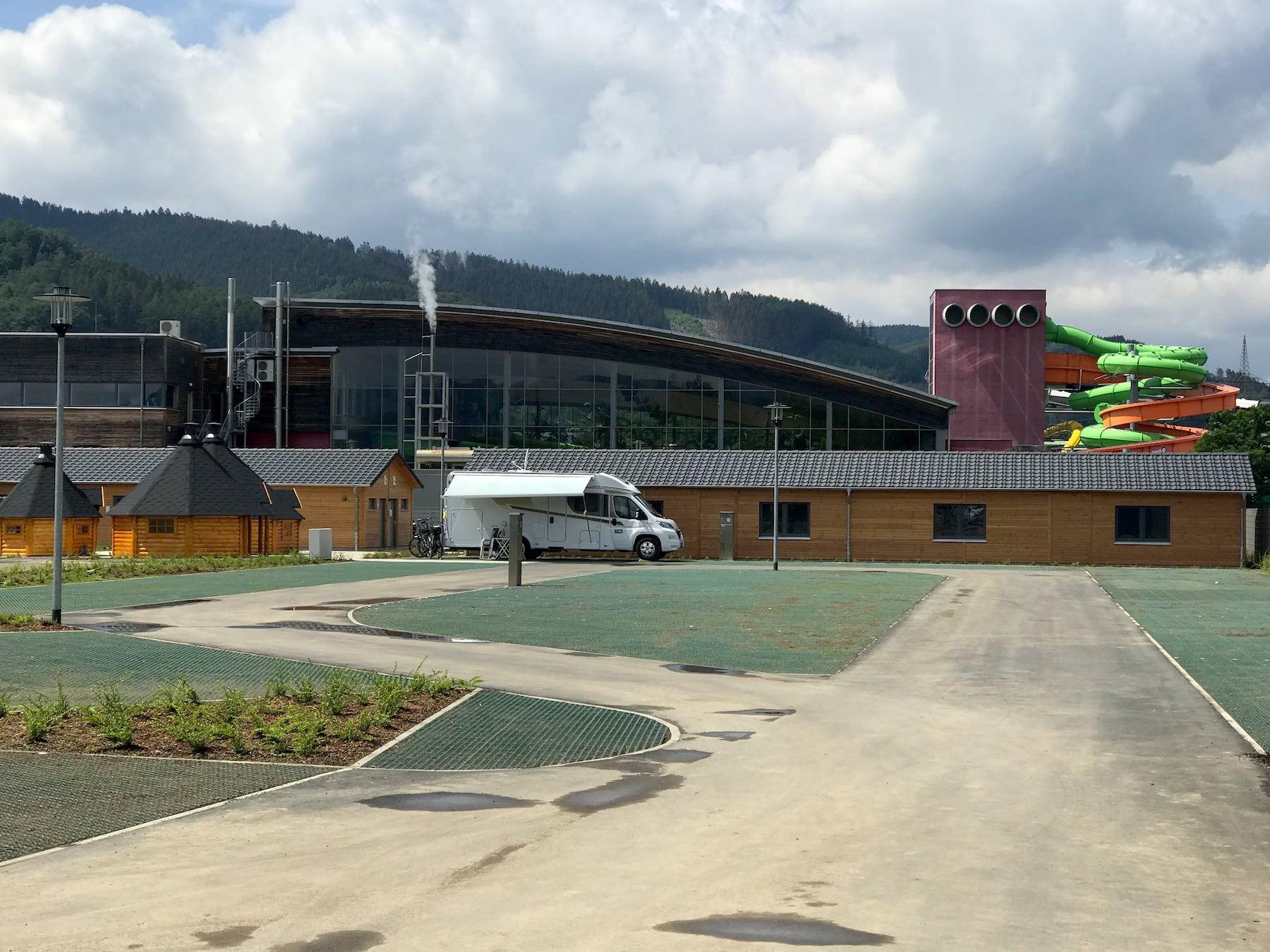 Camping, Ferienwohnung und Klassenfahrten zum AquaMagis in Plettenberg NRW