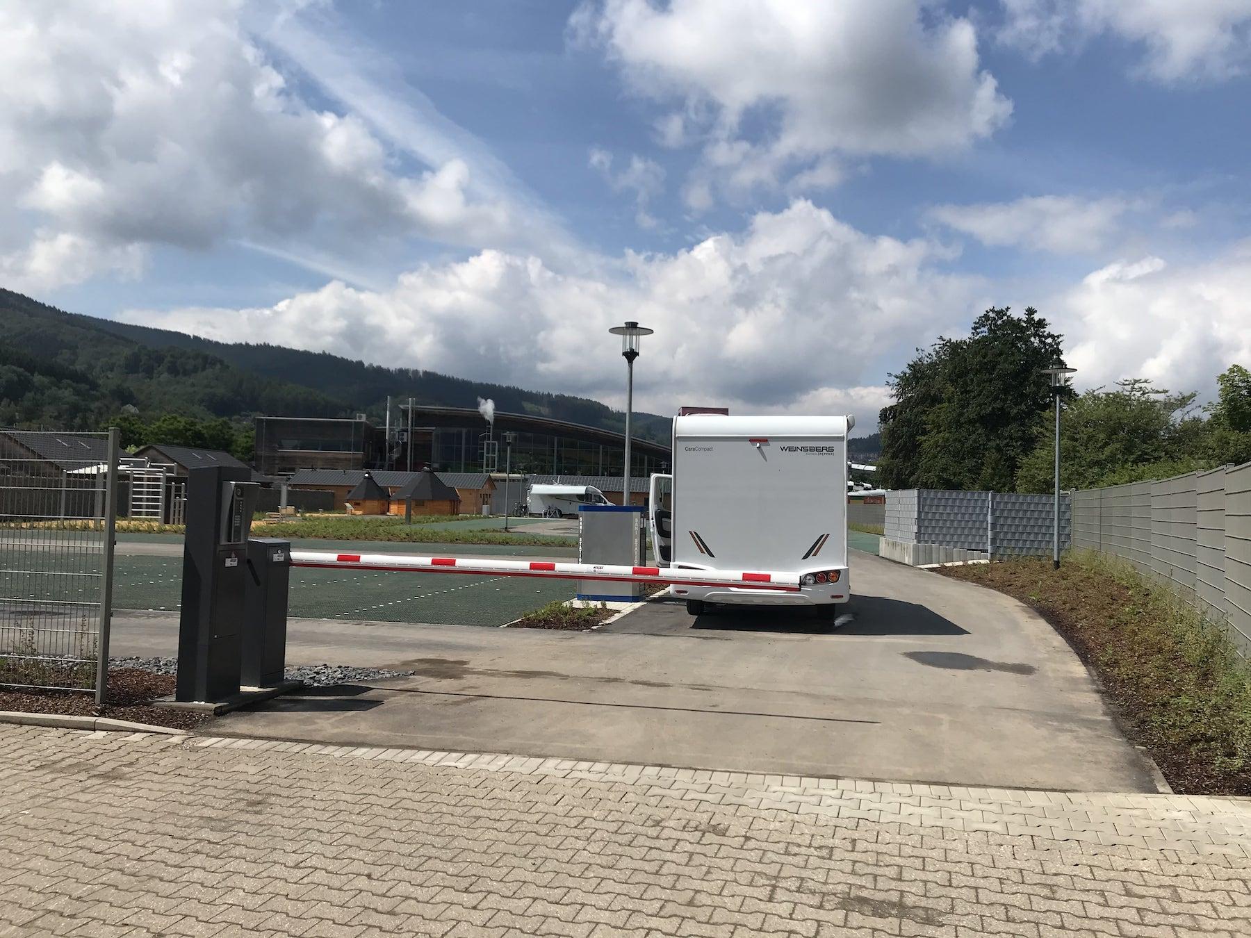 Ver und Entsorgen Plettenberg Wohnmobil
