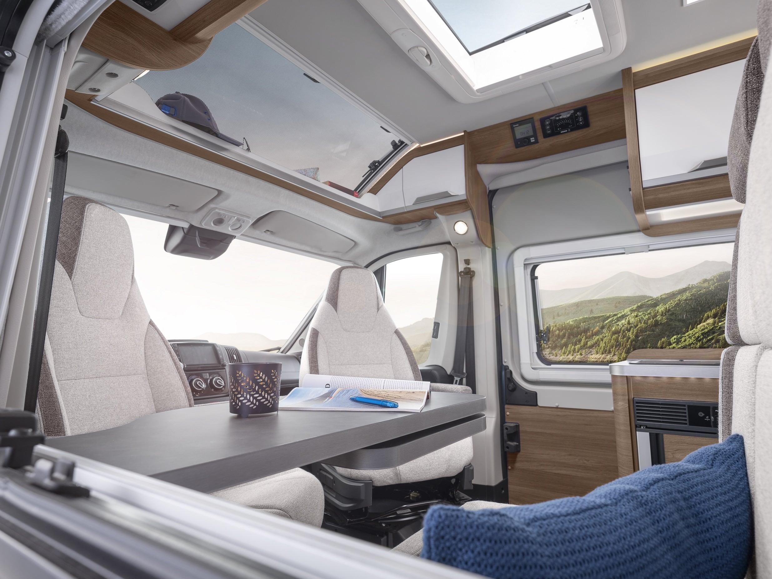 Kastenwagen Knaus Boxstar mit Panoramadach 2021