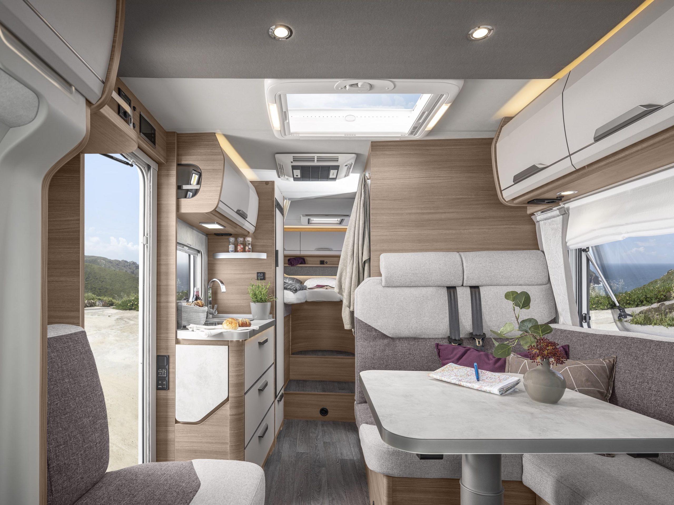 VAN TI 650 MEG 2021 - Das größere Van TI Modell der Knaus Tabbert Gruppe