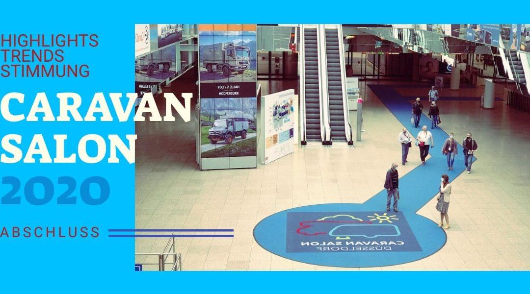 Caravan Salon 2020 – 10 ganz besondere Tage in Düsseldorf