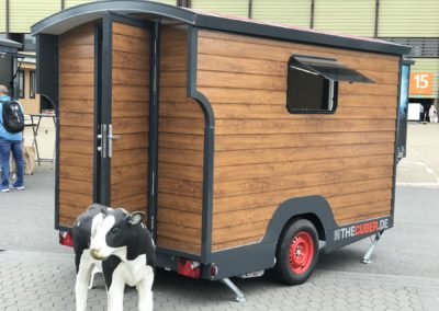 Campingtrend 2021 Holz