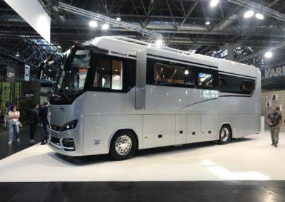 Caravan Salon 2020 Luxus und Liner