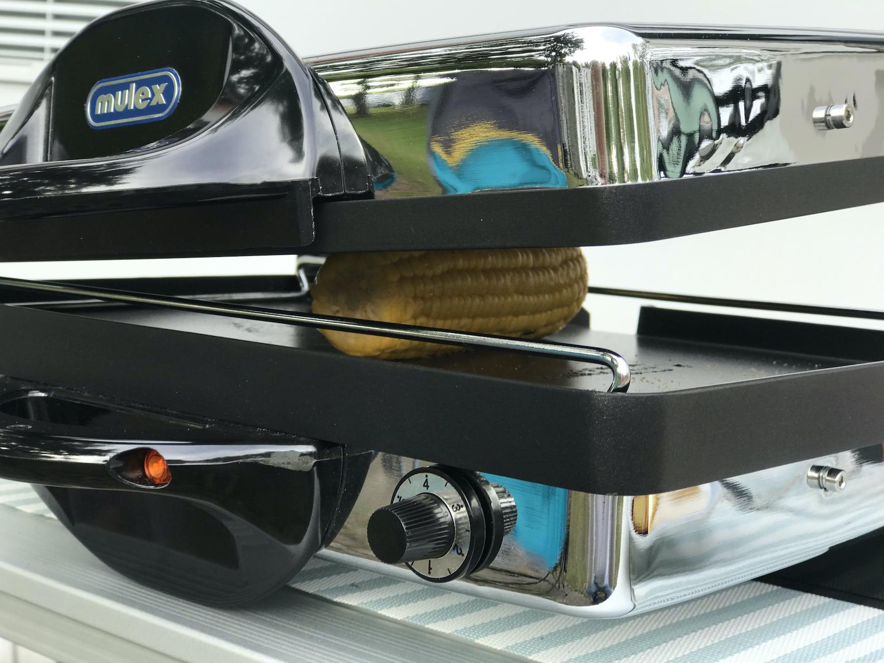 Die besten elektrischen Grills für Camper