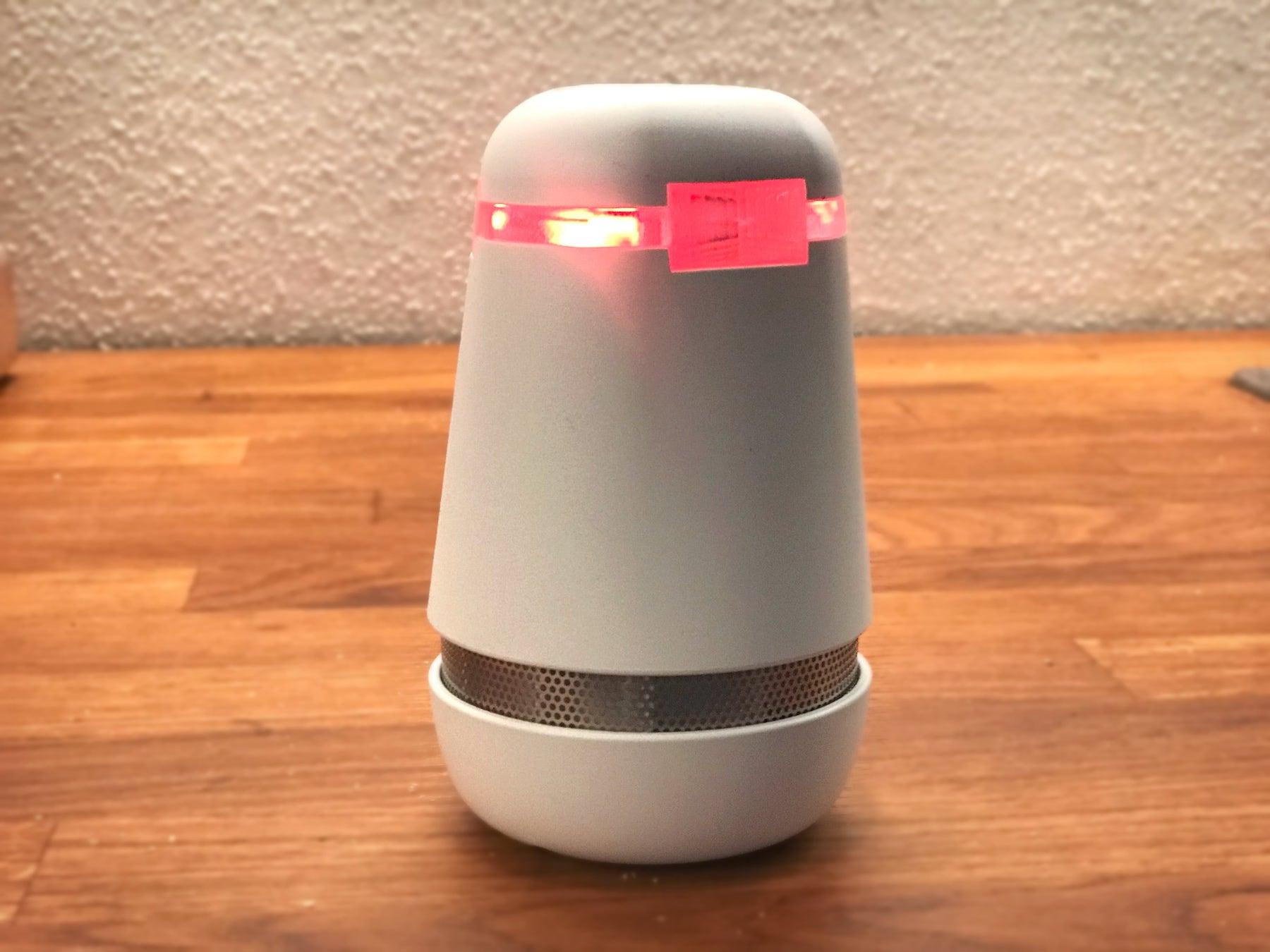 Bewegungsmelder Luftqualität messen Bosch Spexor