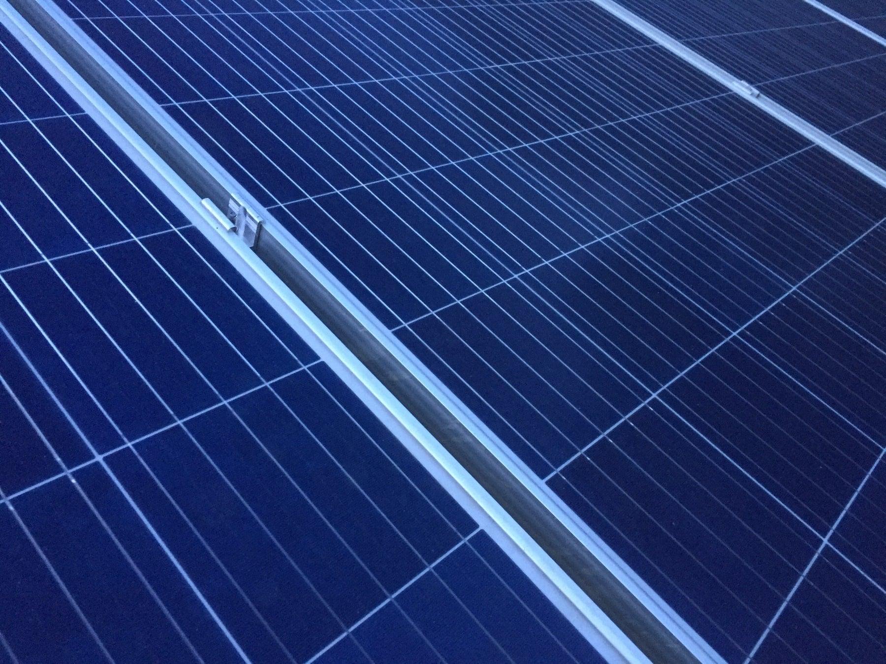 Solar Wohnmobil Batterie