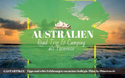 Road Trip & Camping in Australien – GASTARTIKEL