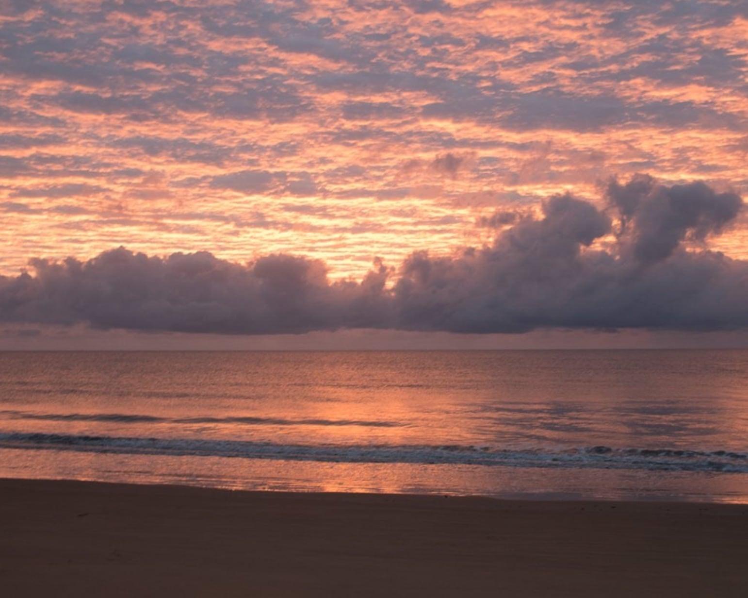 Camping in Australien direkt am Meer