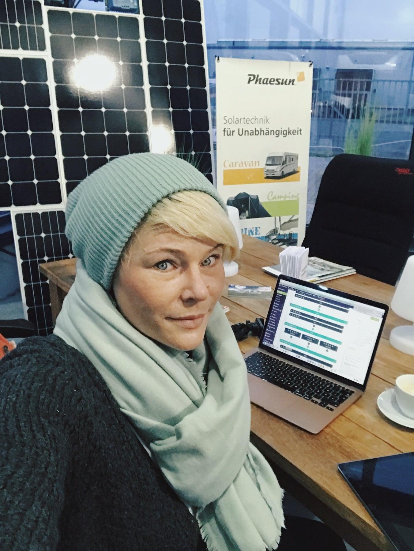 Einbau von Solar und Lithium Batterie für Wohnmobile