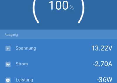 Wohnmobil Batterie Verbrauch berechnen
