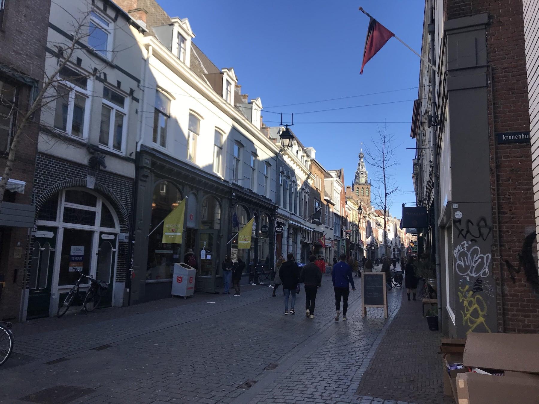 Nijmegen - on Tour in den Niederlanden