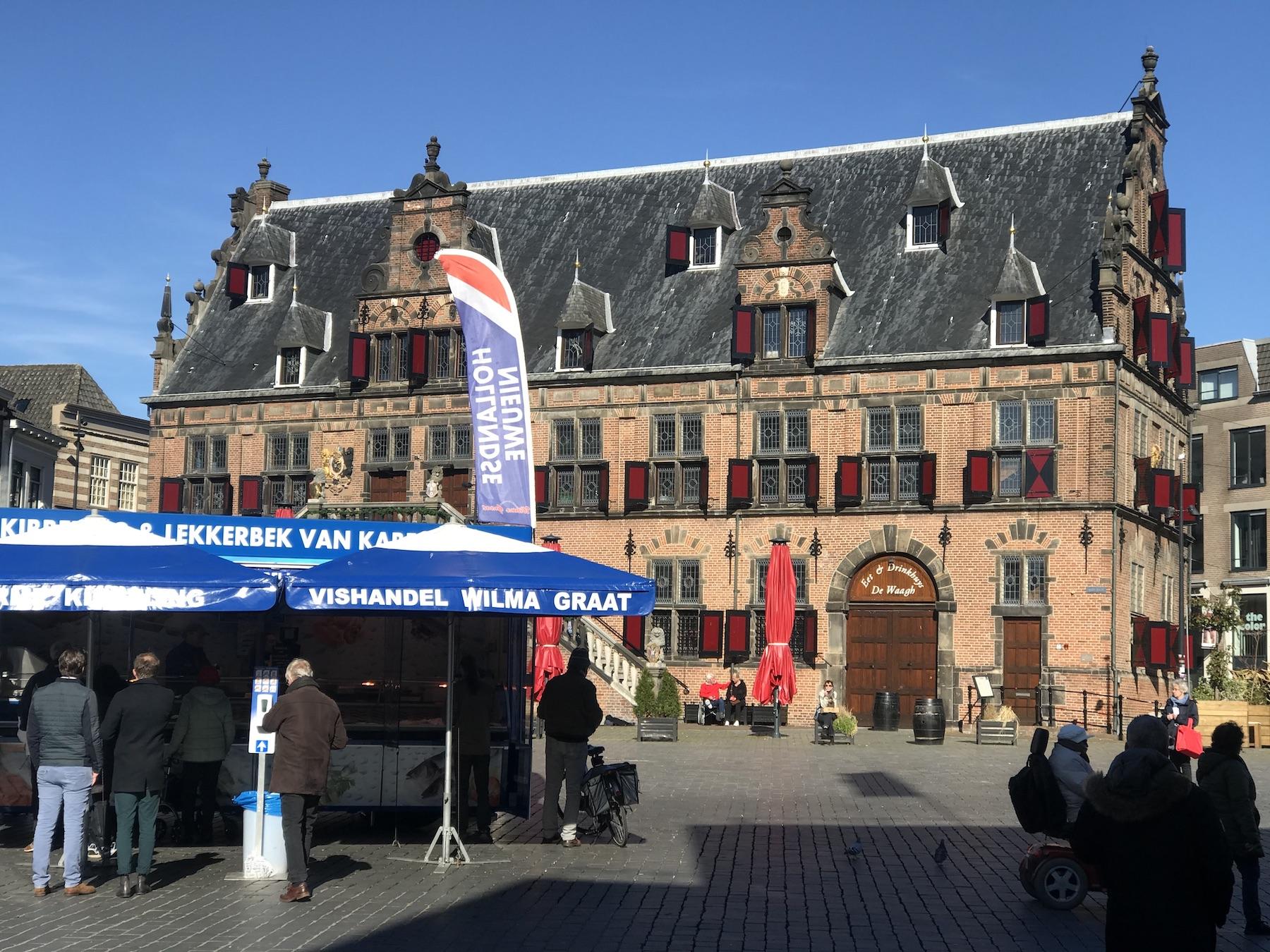 Unterwegs in den Niederlanden - Nijmegen