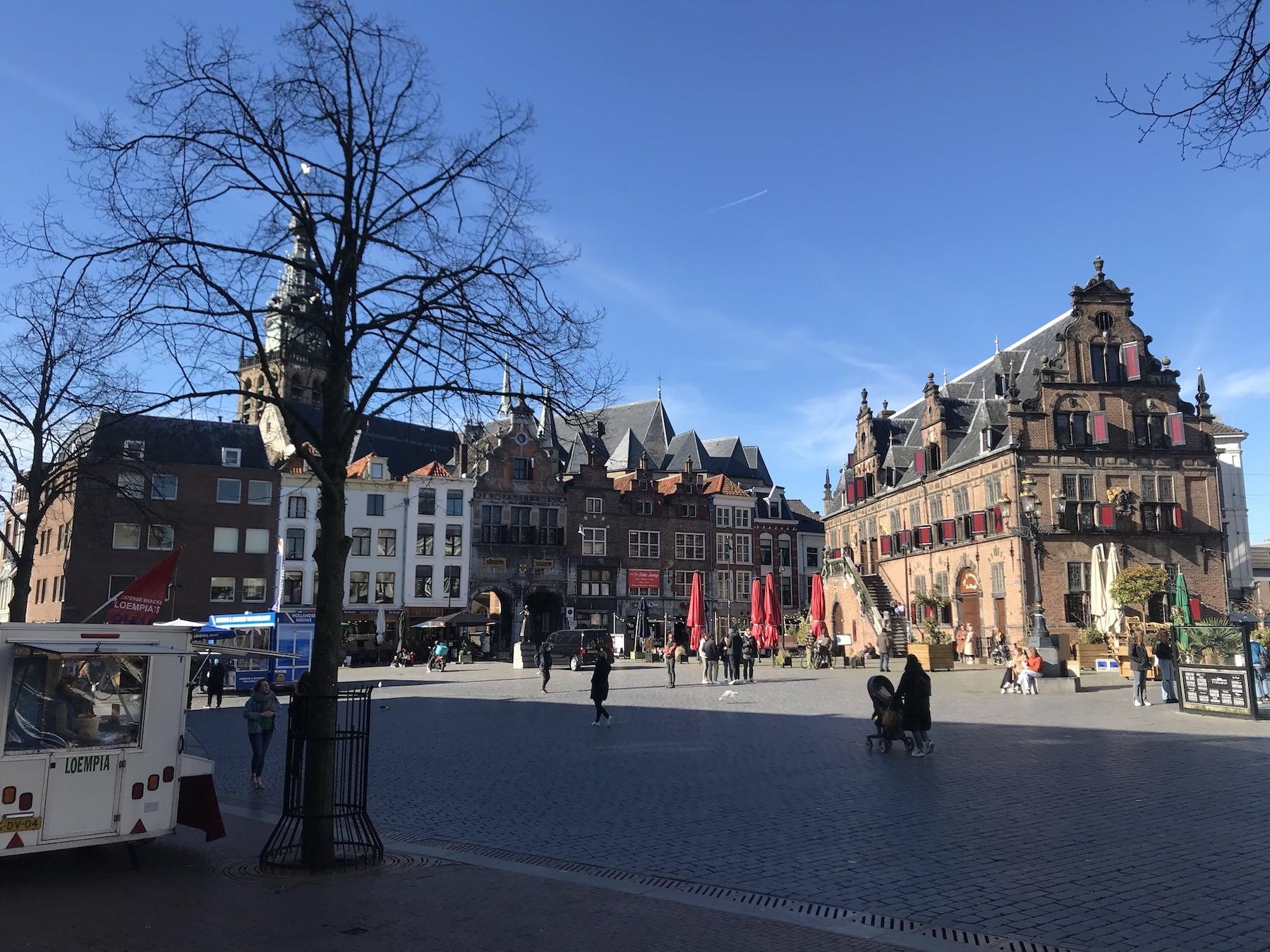 In den Niederlanden wirkt vieles schon wieder deutlich normaler