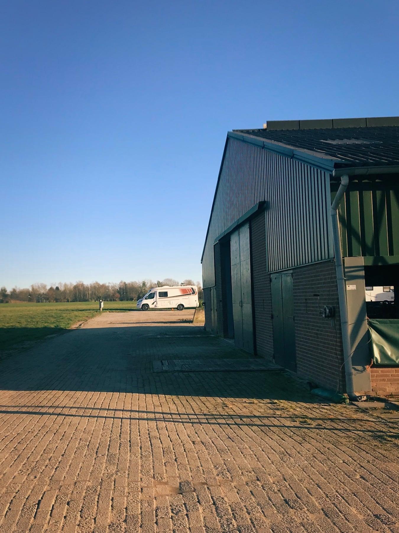 Bauernhof feeling in Nijmegen