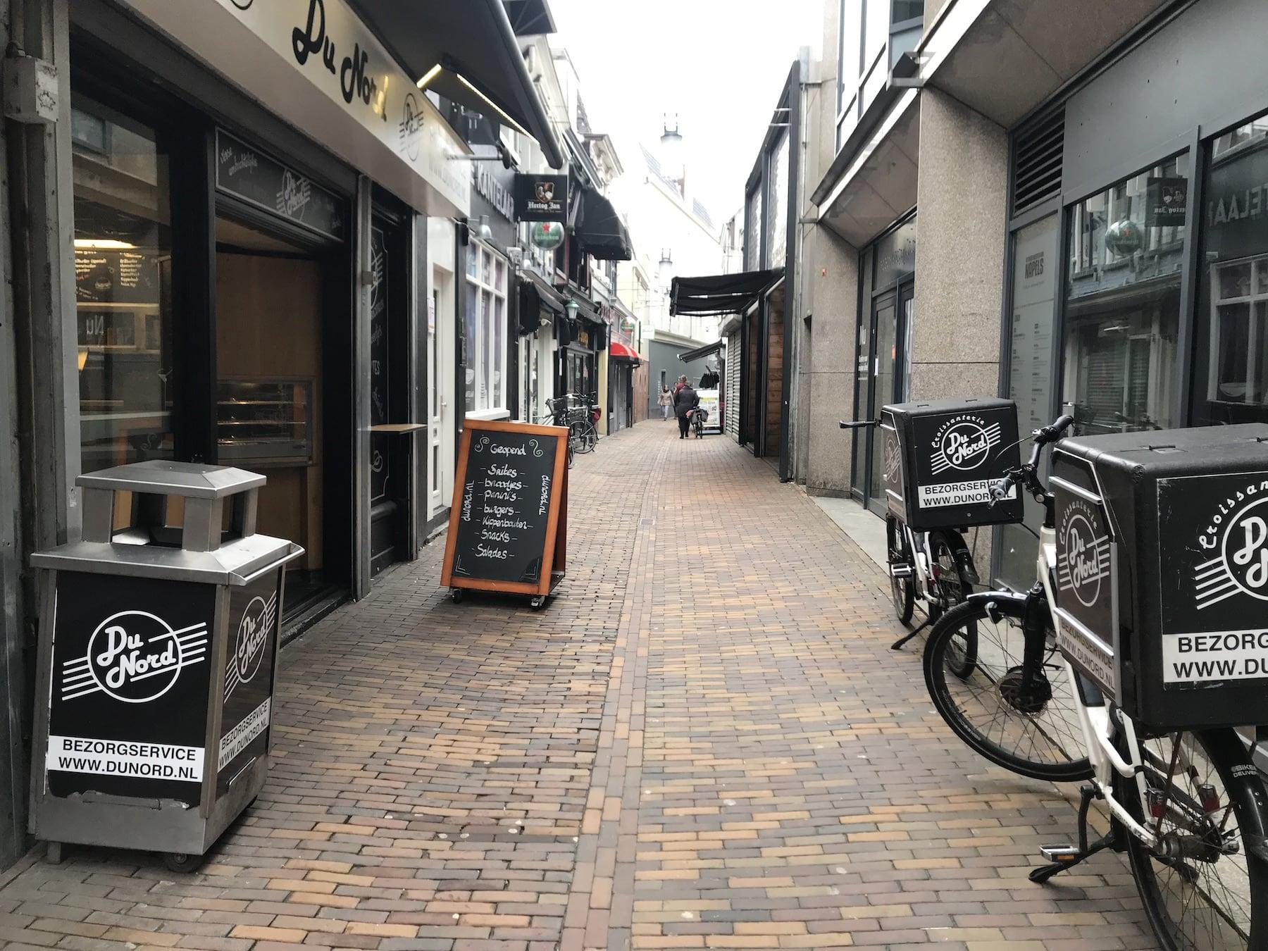 Leeuwarden Wohnmobil durch Holland