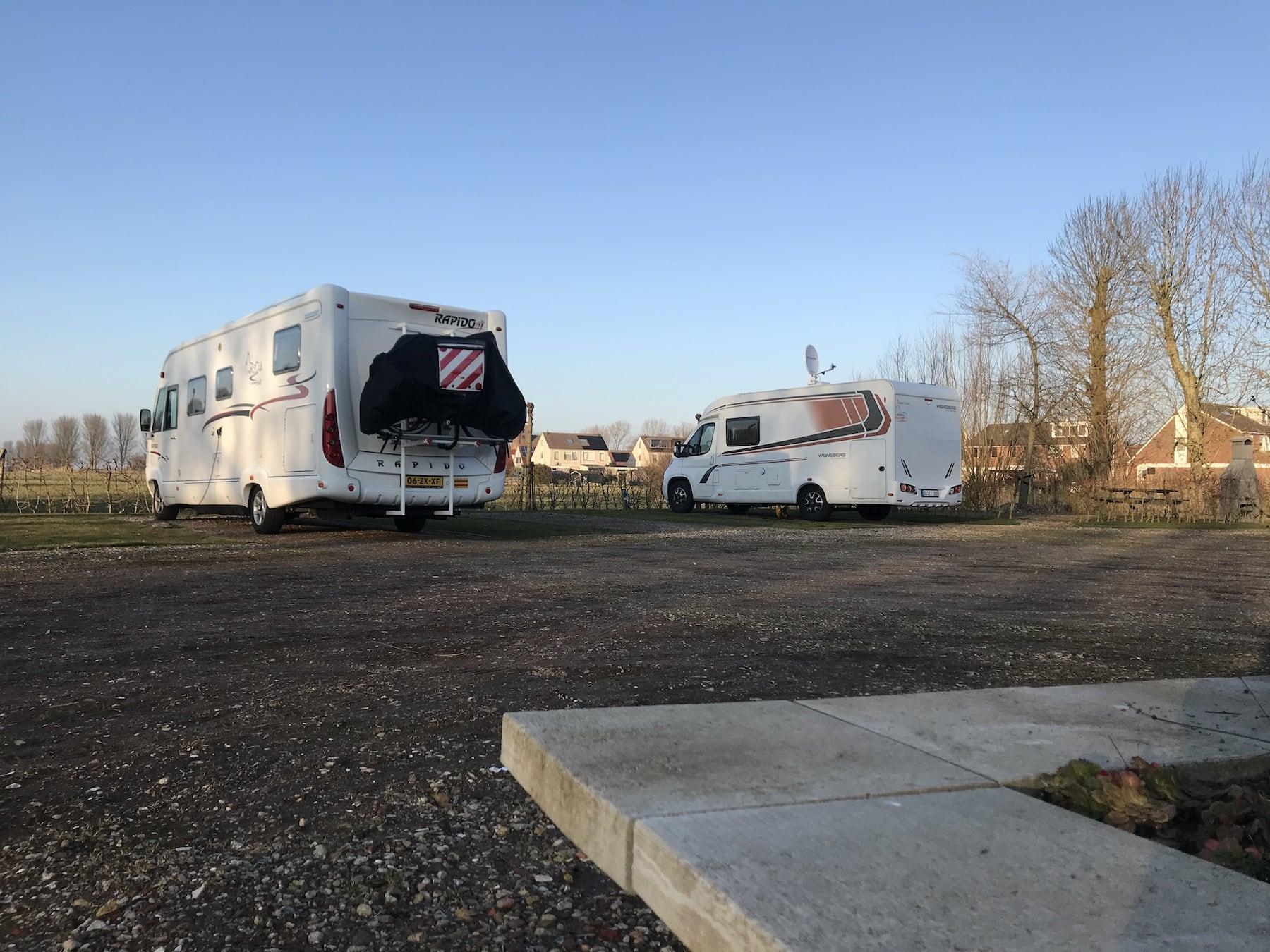 Mit dem Wohnmobil durch Holland reisen