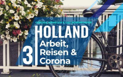 Meine Tour durch die Niederlande Teil 3 – Nijmegen, Bauernhöfe und Corona