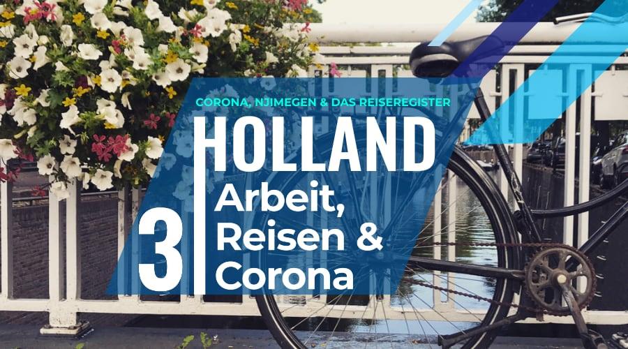 Meine Tour durch die Niederlande