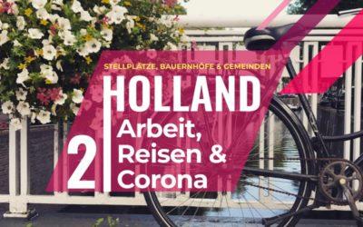 """Mit dem Wohnmobil durch Holland 2021 – Teil 2 meiner """"Frühjahrs-Corona-Arbeit-Tour"""""""