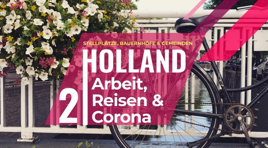 Wohnmobil Tour durch Holland Tipps
