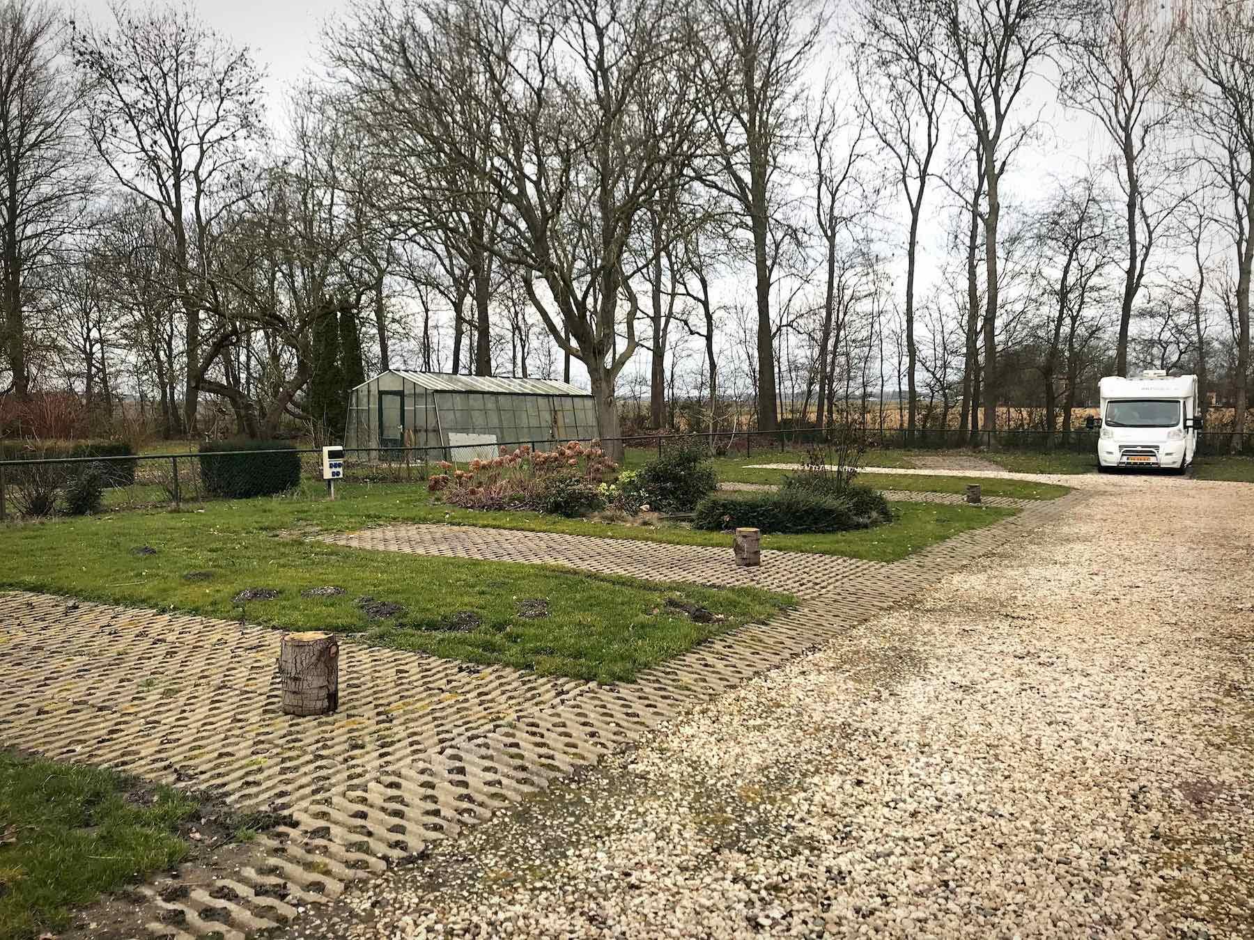 Stellplatz Bauernhof Holland