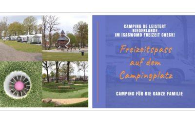 Adventure Golf & Abenteuerspielplatz – Familiencamping in den Niederlanden im IsasWomo CHECK!