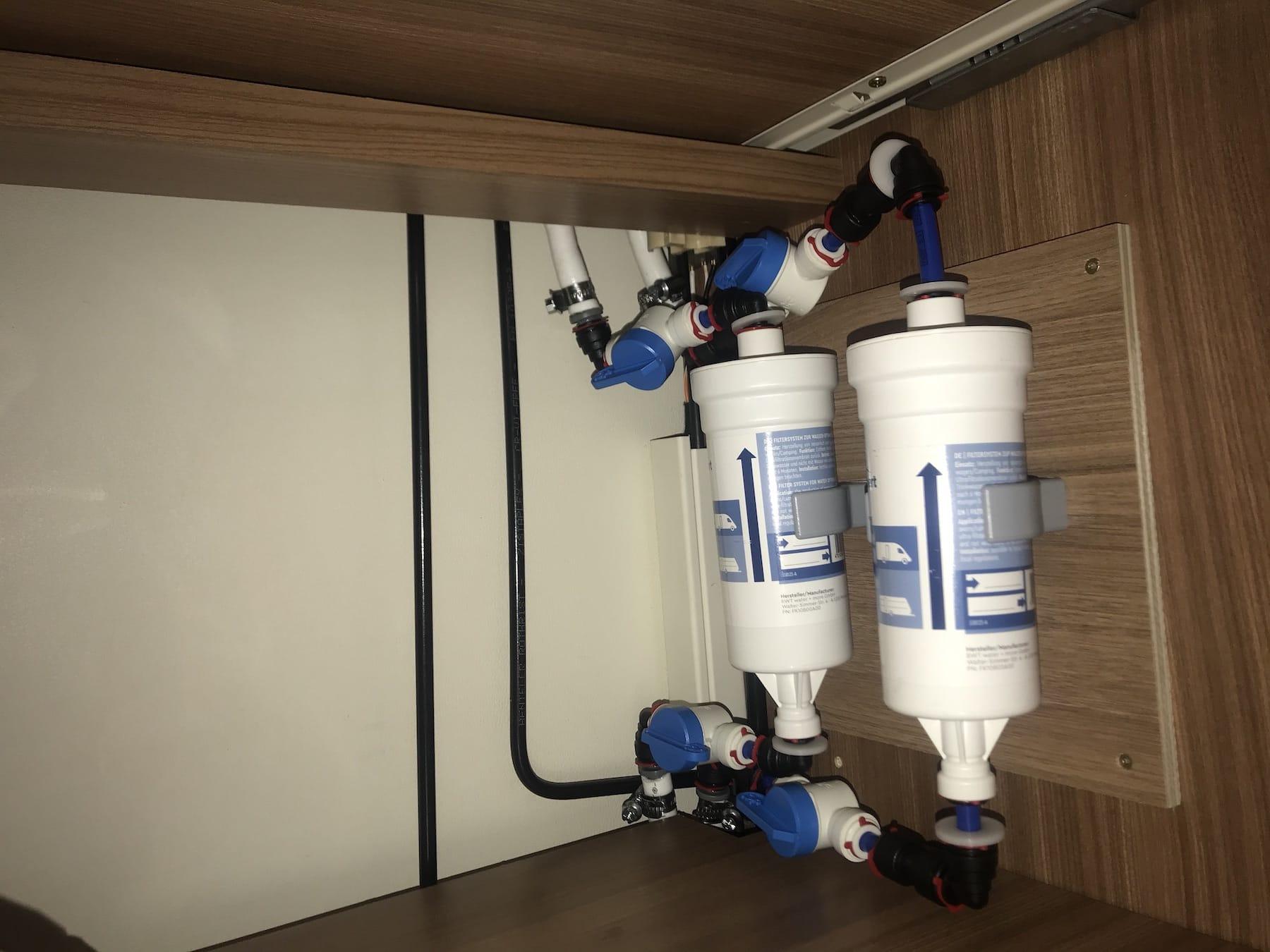 BWT Wasserfilter für Wohnmobil und Wohnwagen