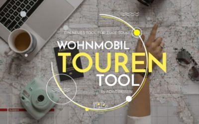 "Faszination Wohnmobil-Tour! Das neue Tool ""Meine perfekte Camping-Tour"" by ADAC Reisen"