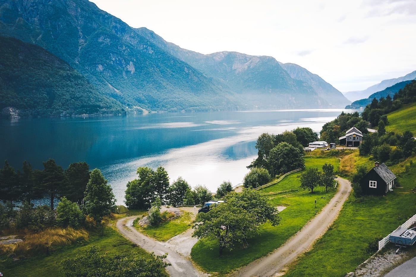 Wohnmobil-Tour Vorschlag Skandinavien