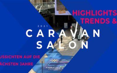 Caravan Salon 2021 – Highlights, Trends & neue Wege